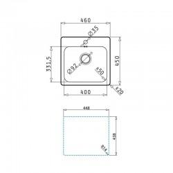 Radiador aluminio BAXI ROCA AV 1800 4 elementos Distribuidorvende.com