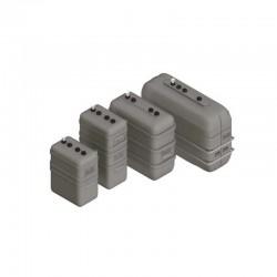 Radiador aluminio BAXI-ROCA TV 1800 de 7 elementos Distribuidorvende.com