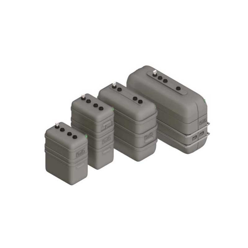 Radiador aluminio 1800 tv 7 elementos baxi for Radiadores roca modelos