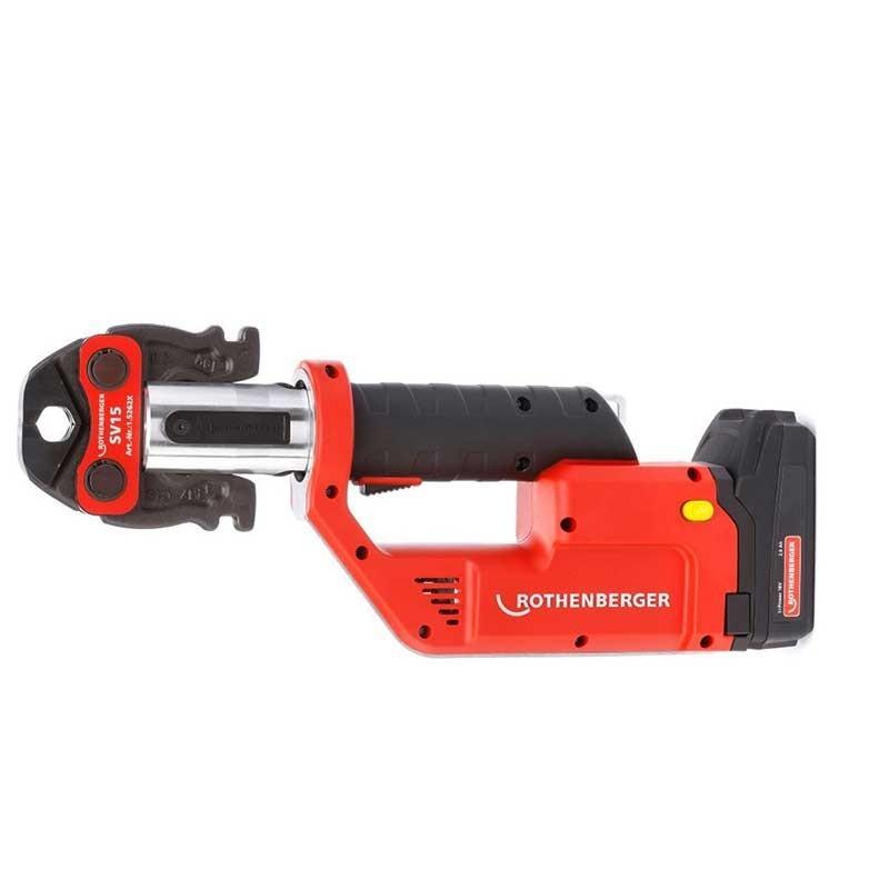 Prensa electrohidráulica Romax Compact TT Rothenberger