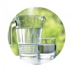 Ósmosis inversa de flujo directo COWAY Myro7. Agua filtrada.