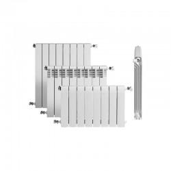 Elemento radiador Dubal 45 BAXI blanco