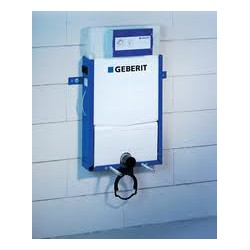 Cisterna empotrada GEBERIT Kombifix (8 cm) para inodoro suspendido