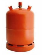 Caldera de gas natural o butano
