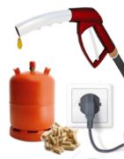 Calderas policombustible. Calefacción segura y eficiente.